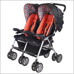 Combi Double stroller - Home